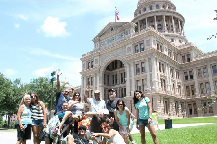 Family in Austin TX - David Rebosio Bio - Front end web developer & Graphic Designer